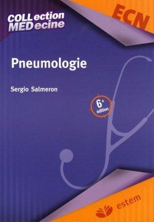 Pneumologie - estem - 9782843714269 -