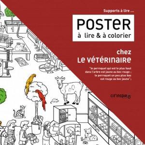 Poster à lire et à colorier + livret - cit'inspir - 2225804614064 -