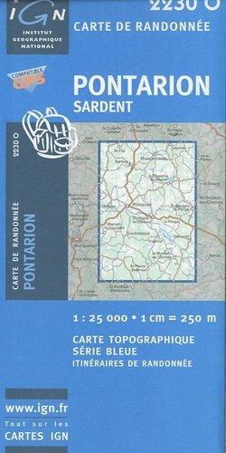 Pontarion - Sardent - ign - 3282112230132 -