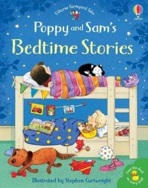 Poppy and Sam's Bedtime Stories - usborne - 9781474962605 -