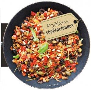 Poêlées végétariennes - Larousse - 9782035904300 -