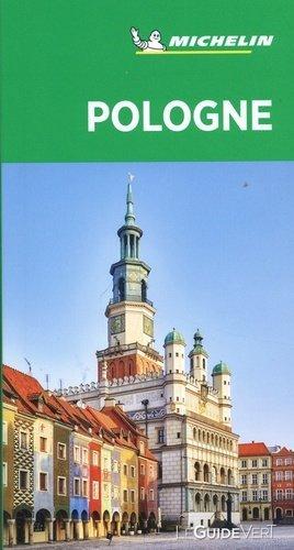 Pologne - Michelin Editions des Voyages - 9782067244993 -