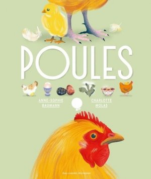 Poules - gallimard - 9782075130790 -