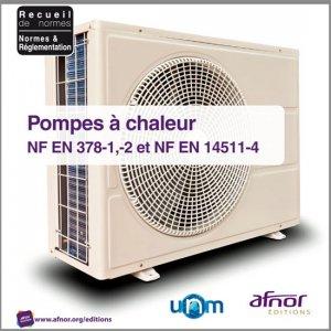 Pompes à chaleur - afnor - 9782120530117 -