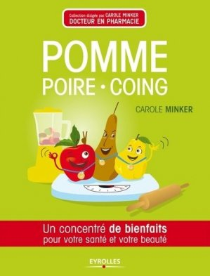 Pomme, poire, coing - eyrolles - 9782212557015 -