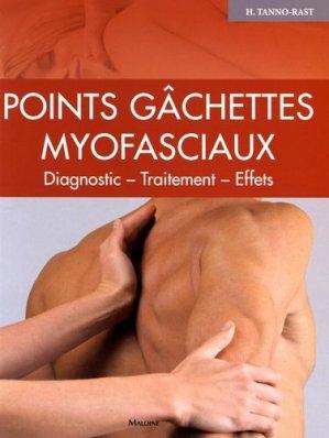 Points gâchettes myofasciaux - maloine - 9782224034436