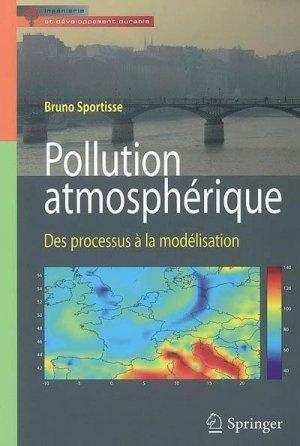 Pollution atmospherique des processus à la modélisation - Springer France - 9782287749612 -