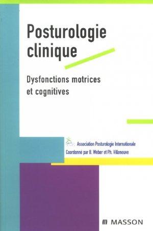 Posturologie clinique - elsevier / masson - 9782294046391 -