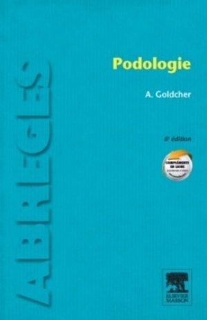 Podologie - elsevier / masson - 9782294714818 -