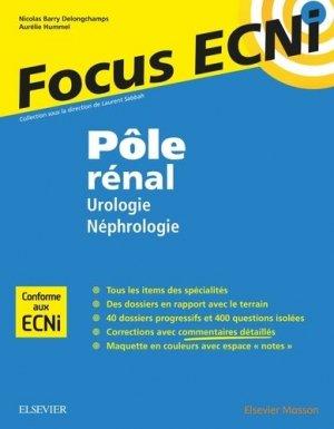 Pôle rénal-elsevier / masson-9782294750465