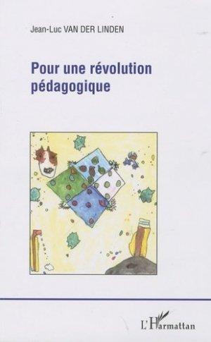 Pour une révolution pédagogique - l'harmattan - 9782296092792 -