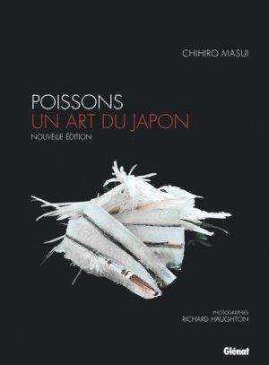 Poissons, un art du Japon - glenat - 9782344031698 -