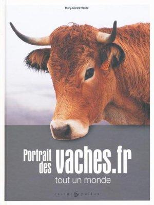 Portrait des vaches.fr - castor et pollux - 9782350080505 -