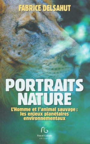 Portraits nature - pascal galode - 9782355931642 -