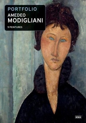 Portfolio Amedeo Modigliani - scala - 9782359882568 -