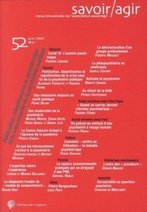 Politisation, dépolitisation et repolitisation de la crise sans fin de la psychiatrie oublique - Editions du Croquant - 9782365122511 -