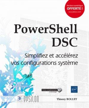PowerShell DSC - eni - 9782409013393 -