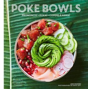 Poke bowls - Marabout - 9782501118873 -