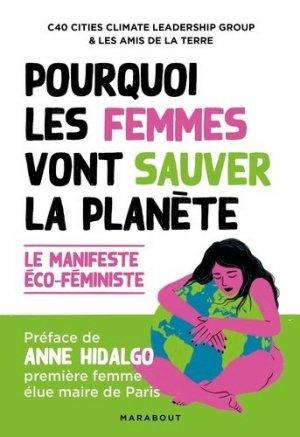 Pourquoi les femmes vont sauver la planète - marabout - 9782501149440 -