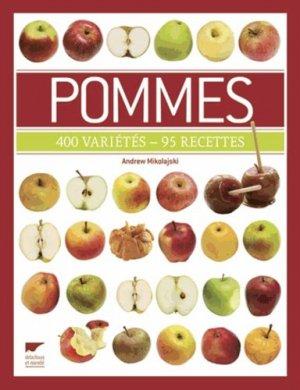 Pommes - delachaux et niestle - 9782603019627 -