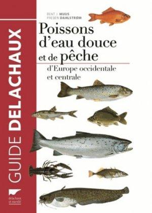 Poissons d'eau douce et de pêche - delachaux et niestle - 9782603021545 -