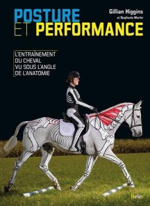 Posture et performance - belin - 9782701198149 -