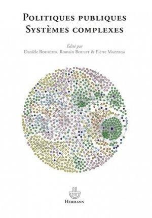Politiques publiques. Systèmes complexes - Danièle Bourcier,Pierre Mazzega,Romain Boulet