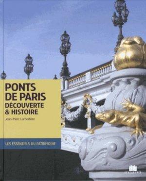 Ponts de Paris - massin - 9782707208361 -