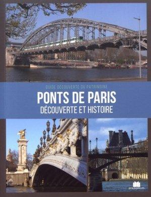 Ponts de Paris - massin - 9782707210296 -