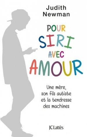 Pour Siri avec amour - lattes - 9782709649247