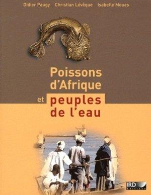 Poissons d'Afrique et peuples de l'eau - ird - 9782709917117 -
