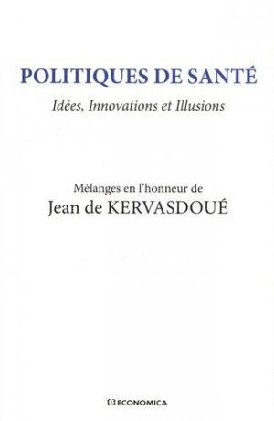 Politiques de santé - economica anthropos - 9782717868227