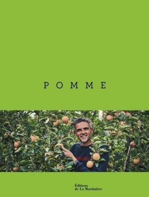 Pomme - de la martiniere - 9782732489940