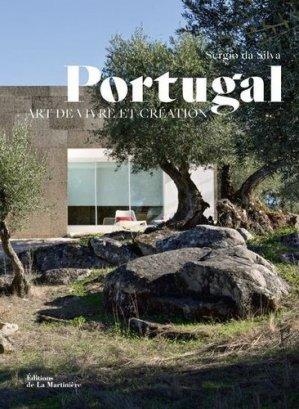 Portugal. Un art de vivre - de la martiniere - 9782732492131 -