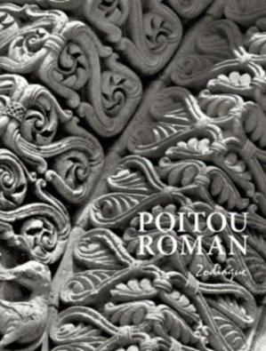 Poitou Roman - zodiaque - 9782736903138 -