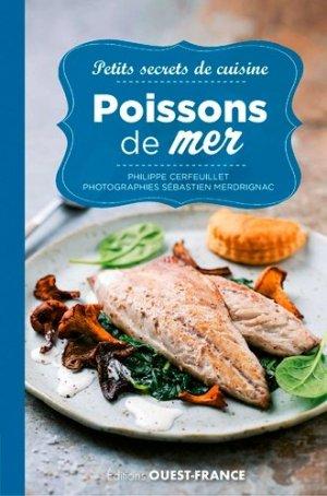 Poissons de mer - Ouest-France - 9782737378225 -