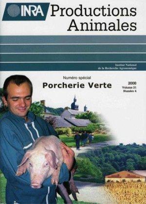 Porcherie verte - inra  - 9782738012609