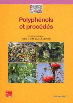 Polyphénols  et procédés - lavoisier / tec et doc - 9782743013387 -