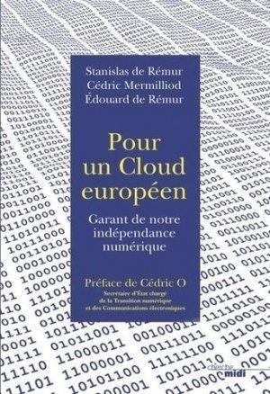Pour un cloud européen - Le Cherche Midi - 9782749165905 -
