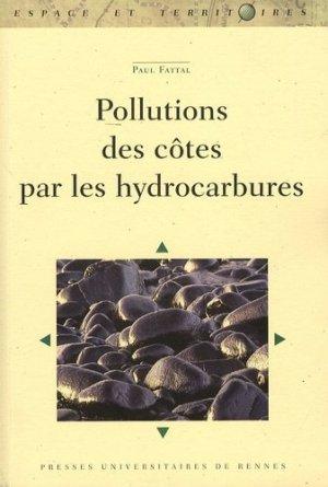Pollutions des côtes par les hydrocarbures - presses universitaires de rennes - 9782753505667 -