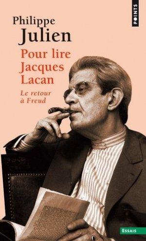 Pour lire Jacques Lacan - Points - 9782757872031 -