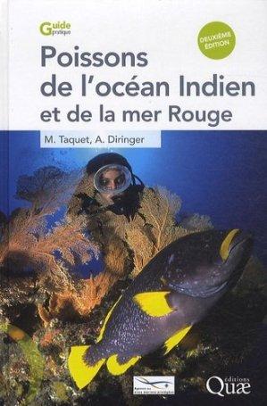 Poissons de l'océan Indien et de la mer Rouge - quae / wiomsa - 9782759217663 -
