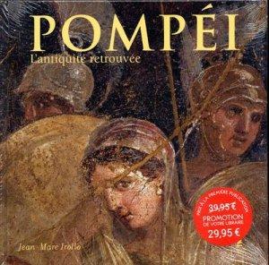 Pompéi - place des victoires - 9782809917659 -