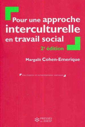 Pour une approche interculturelle en travail social - presses de l'ehesp - 9782810903559 -