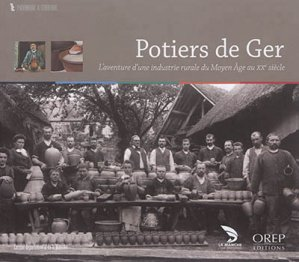 Potiers de Ger - orep - 9782815103220 -