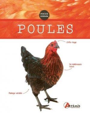 Poules - Artémis - 9782816016048 -