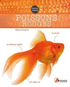 Poissons rouges - artemis - 9782816016109 -