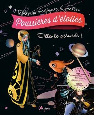 Poussières d'étoiles - artemis - 9782816018196 -