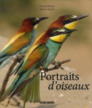 Portraits d'oiseaux - sud ouest - 9782817703183 -