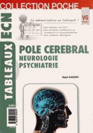 Pôle cérébral - vernazobres grego - 9782818309049 -